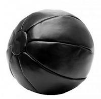 Medicinboll läder 2 kg
