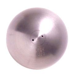 Träningskula i  stål  7,26 kg