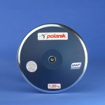 Tävlingsdiskus plast 1 kg CPD11-1