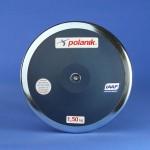Tävlingsdiskus plast 1,5 kg CPD11-1,5