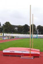 Stavställning 650 cm IAAF cert