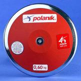 Träningsdiskus Plast TPD0,6