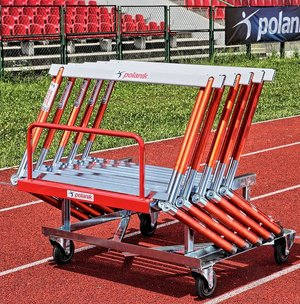 Häckvagn träning/tävling 10 tvlngshäckar