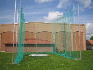 Skyddsbur träning 6-7 m
