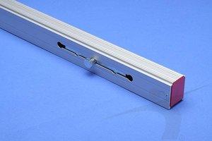 Tävlingshäck aluminium. 5 höjder PP-170