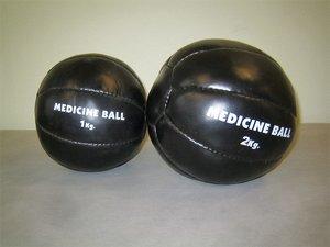 Medicinboll 2 kg