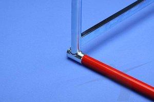 Träningshäck stål/alu. 3 höjder PP-185