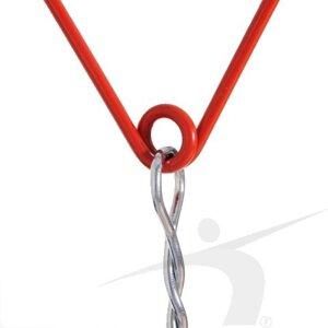 Tävlingsslägga rostfritt stål 7,26 kg PM-7,26/110-S